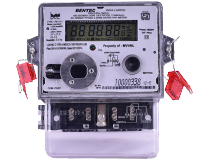 Single Phase Whole Current Meter