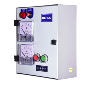 SUBMERSIBLE PUMP PANEL CONTACTOR & RELAY